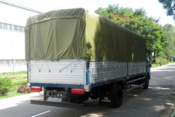 Xe tải Veam VT260-1 thùng 6m2, tải 2 tấn, máy isuzu