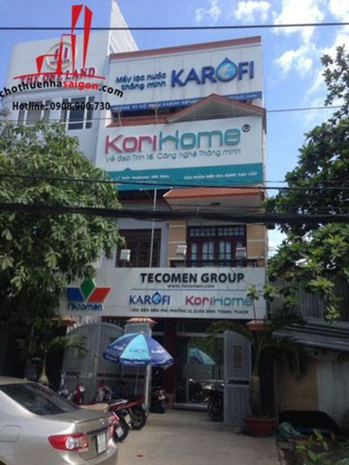 Đáo nợ ngân hàng bán gấp nhà đường Điện Biên Phủ 129m2