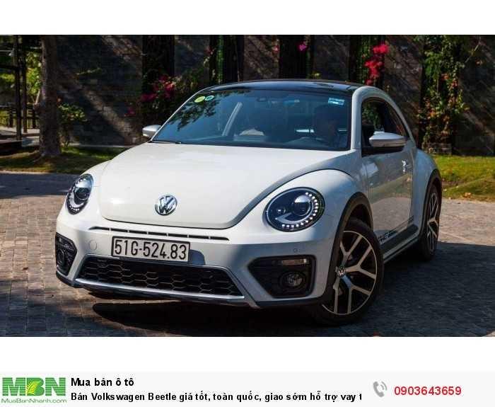 Bán Volkswagen Beetle Dune giá tốt nhất, giao xe toàn quốc, hỗ trợ vay 80% 0