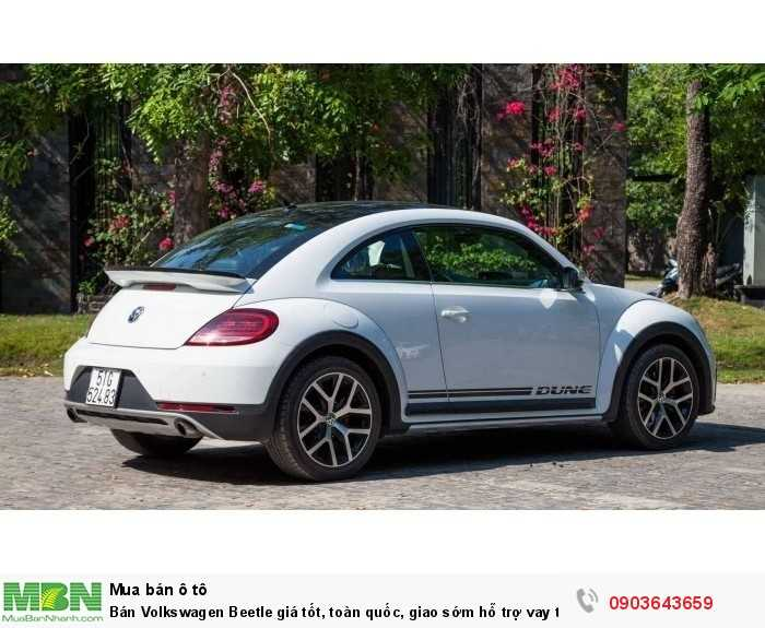 Bán Volkswagen Beetle Dune giá tốt nhất, giao xe toàn quốc, hỗ trợ vay 80% 2