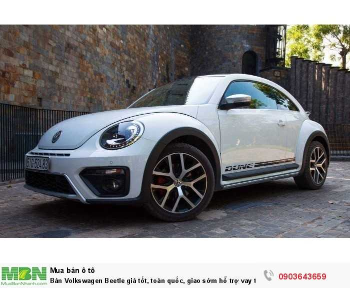 Bán Volkswagen Beetle Dune giá tốt nhất, giao xe toàn quốc, hỗ trợ vay 80% 6