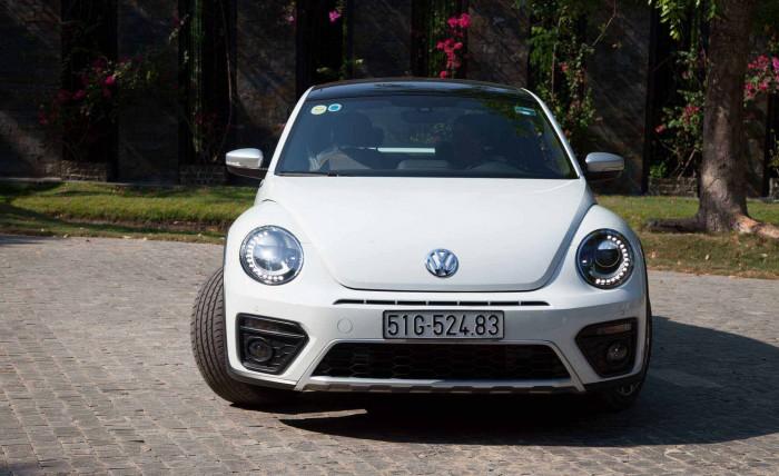 Bán Volkswagen Beetle Dune giá tốt nhất, giao xe toàn quốc, hỗ trợ vay 80% 8