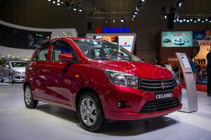 Suzuki Celerio sản xuất năm 2018 Số tự động Động cơ Xăng