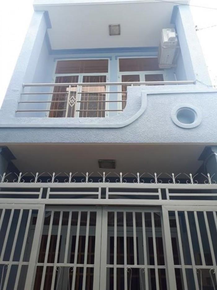 Bán nhà Đinh Tiên Hoàng 37m2, Bình Thạnh , Nở hậu