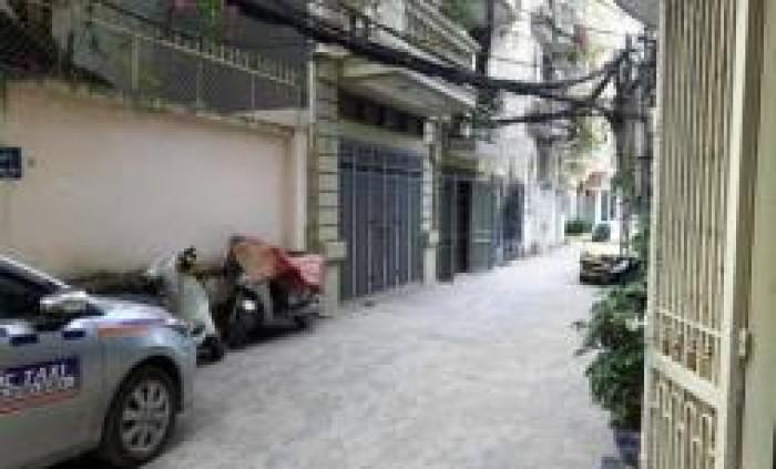 Bán đất đường ô tô Ngô Xuân Quảng, diện tích 43m2