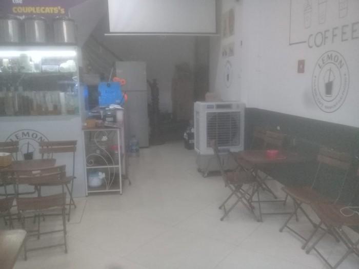 Sang nhượng quán cà phê & trà sữa DT 30 m2 mặt tiền 4 m mặt phố Q.Hà Đông Hà Nội