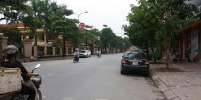 Bán đất trung tâm thị trấn Trâu Quỳ 1.7 tỷ ô tô vào tận nhà