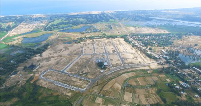 """Cần bán đất nền Gaia City dự án """"đình đám"""", cửa ngõ Nam Đà Nẵng – Hội An ."""