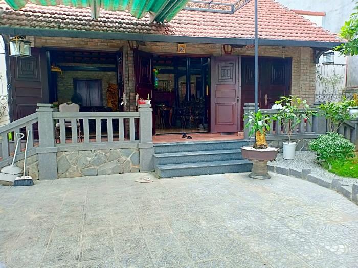 Cơ hội sở hữu nhà rường mặt tiền Phùng Chí Kiên, 187m2,