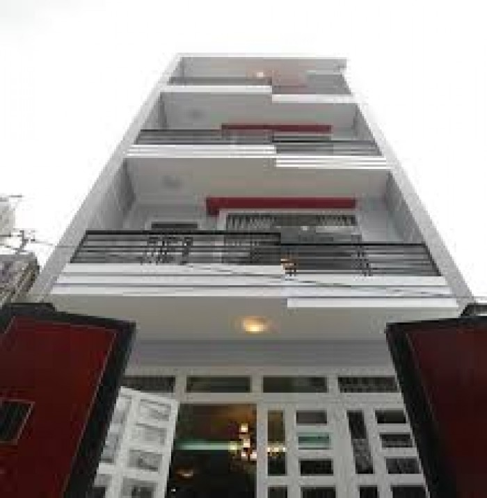 Gấp! Xuất cảnh bán nhà mặt tiền Nguyễn Cư Trinh, Q.1, 130 m2