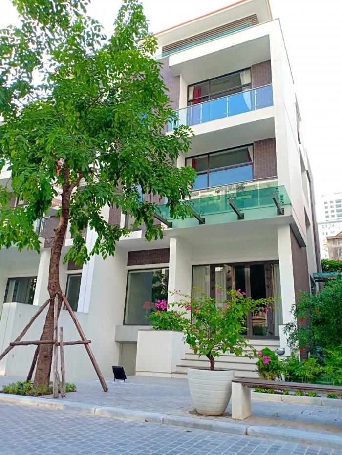 Chính chủ bán biệt thự phố Nguyễn Tuân 165m2(4tầng + 1hầm) SĐCC.=