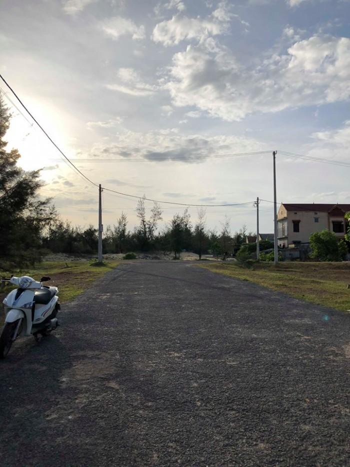 Bán Đất Nền Dãy 3 Trương Pháp, Quang Phú, Đồng Hới, Quảng Bình