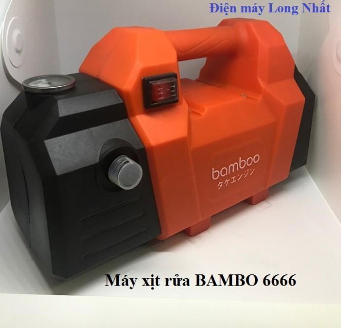 Máy xịt rửa BamBoo66667