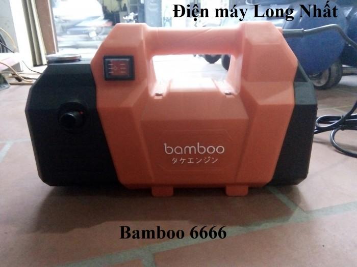 Máy xịt rửa BamBoo6666
