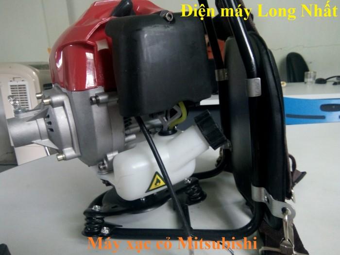 Máy Xạc Cỏ Mitsubishi6