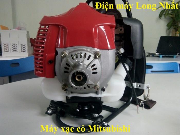 Máy Xạc Cỏ Mitsubishi2