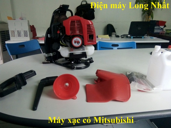 Máy Xạc Cỏ Mitsubishi3