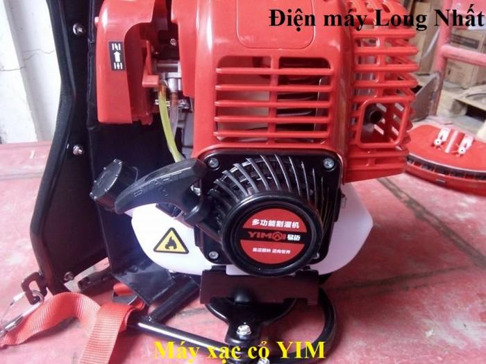 Máy xạc cỏ YIM2