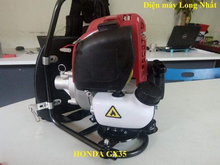 Máy xạc cỏ Honda GX356