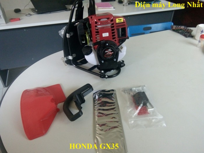 Máy xạc cỏ Honda GX354