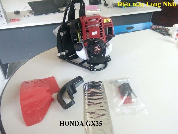 Máy xạc cỏ Honda GX353