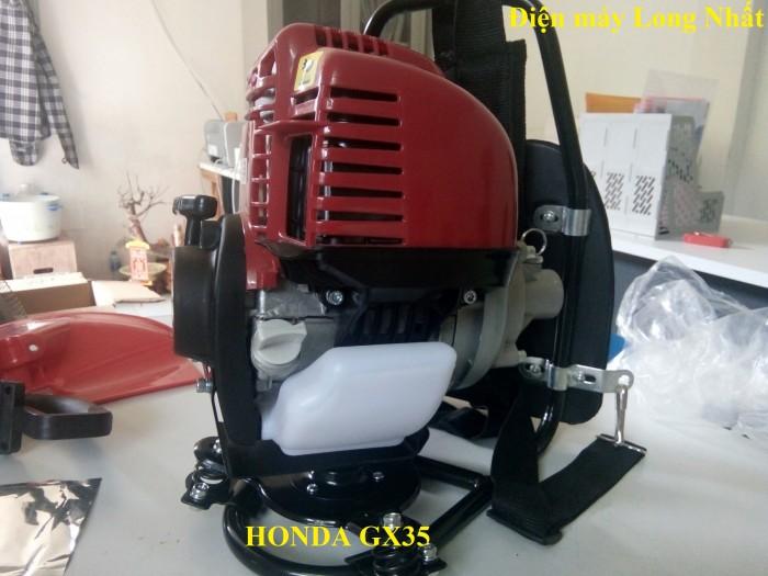 Máy xạc cỏ Honda GX350