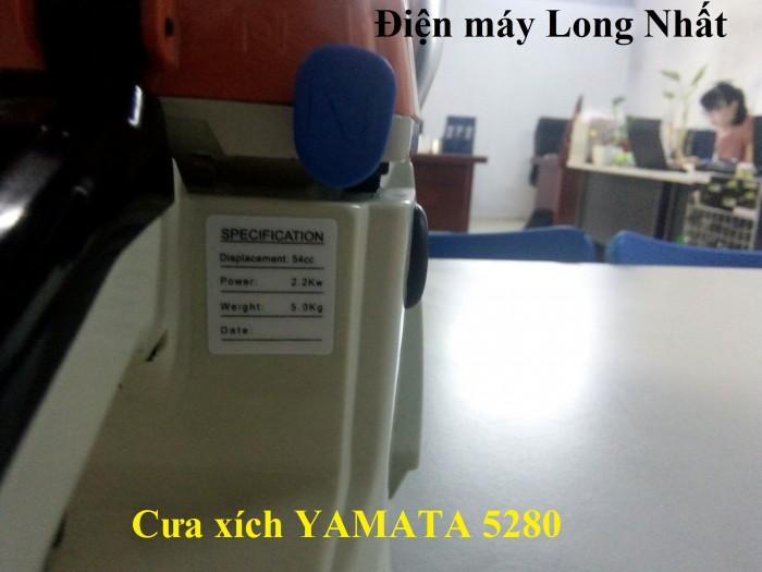 Cưa xích Yamata CS52809