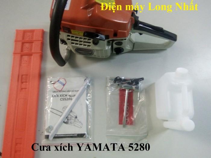 Cưa xích Yamata CS52805
