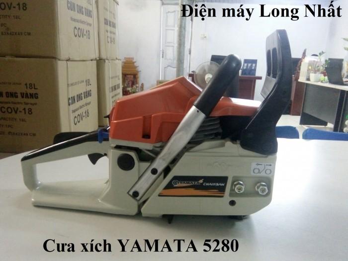 Cưa xích Yamata CS52804