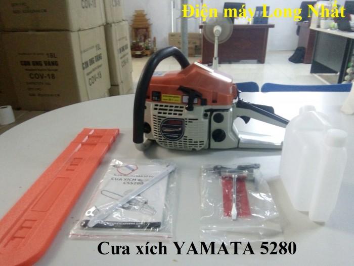 Cưa xích Yamata CS52803
