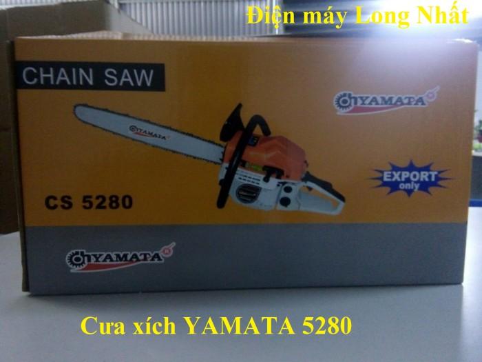 Cưa xích Yamata CS52806