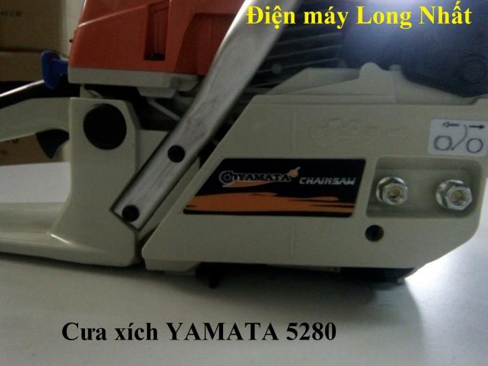Cưa xích Yamata CS52802