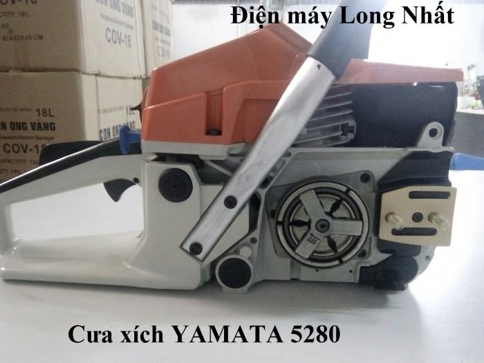 Cưa xích Yamata CS52801