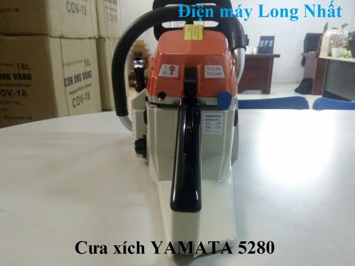Cưa xích Yamata CS52807