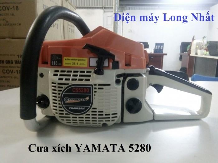 Cưa xích Yamata CS52808