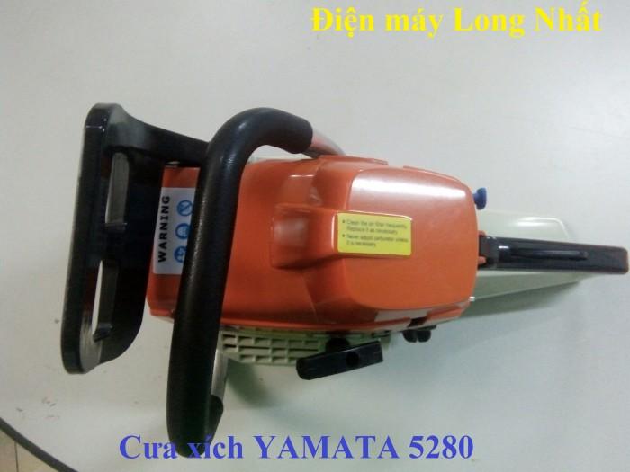 Cưa xích Yamata CS52800