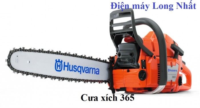 Cưa xích HUSQVARNA 3654