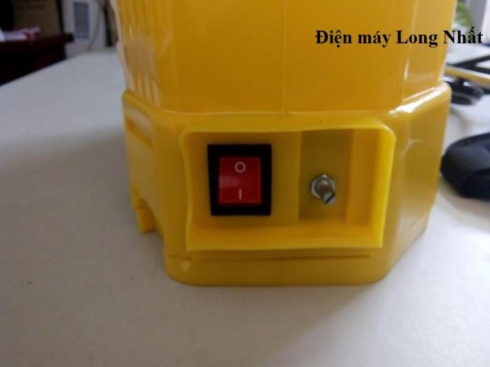 Bình xịt điện Con Ong Vàng5