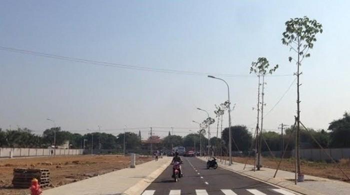 Đất Nền Chính Chủ , MT Đg Nguyễn Văn Linh, SHR, 5x20m2 , 1,4 tỷ/Nền