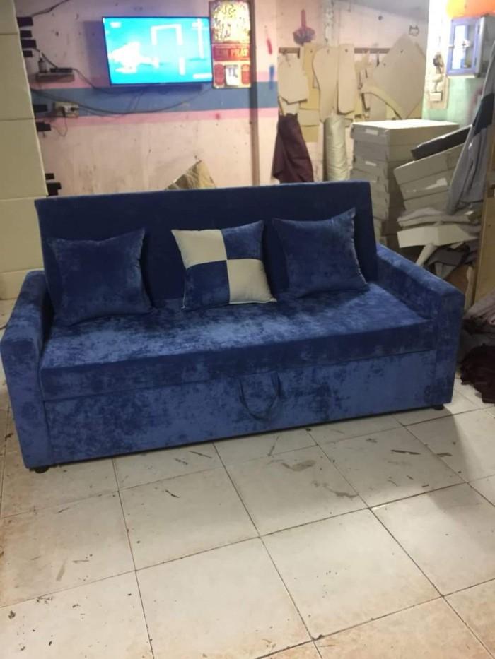 Sofa giường 3 trong 1 tiện lợi cho ko gian2