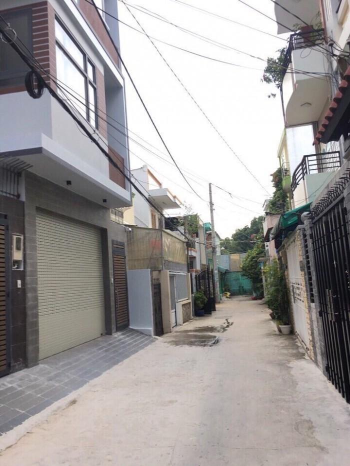 Bán nhà 2 MT hẻm 150 Nguyễn Trãi, Bến Thành, Quận 1. DT: 4,5x20m, giá 25 tỷ