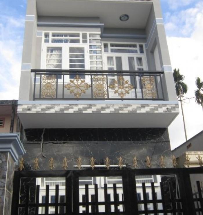 Bán Nhà Quận 12 Mặt Tiền Tx22 4x10m Hẻm Bê Tông