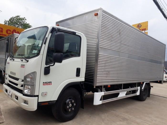 Xe tải 5 tấn ISUZU NQR75LE4 mới 2018 0