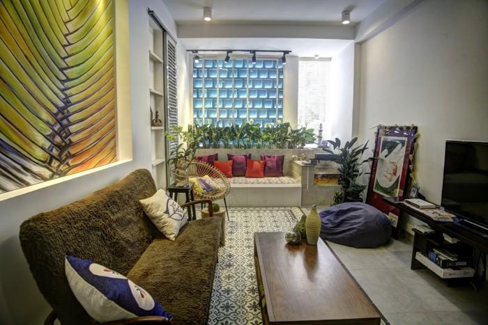 Bán gấp nhà Trần Đình Xu, 2 tầng 3 phòng ngủ