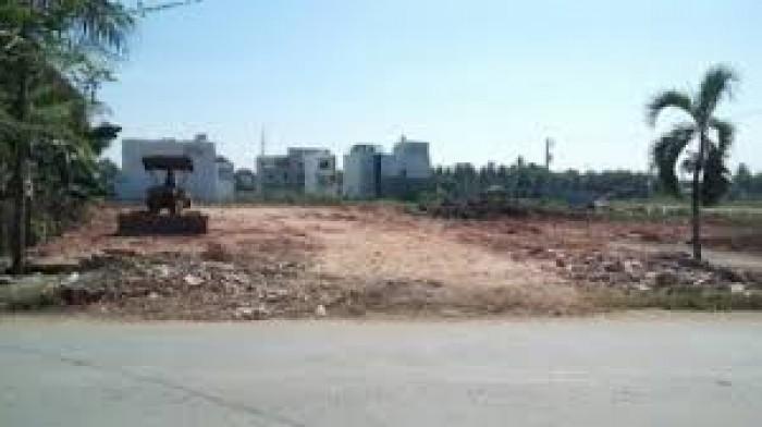 Cần bán lô đất 265m2 mặt tiền đường QL 50 ngang 25m