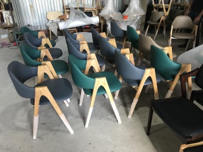 Ghế gỗ chữ A giá rẻ0
