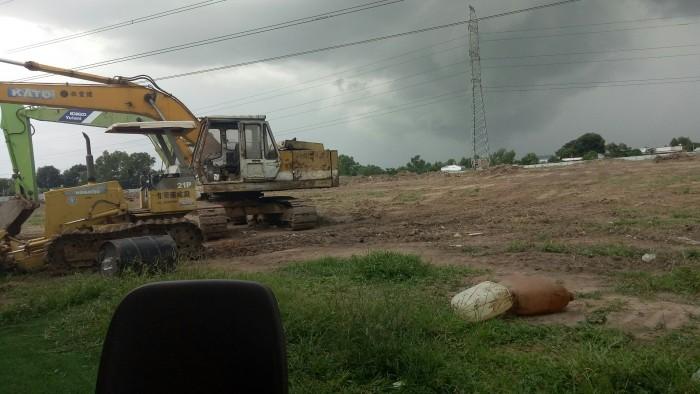 Chính chủ bán lại lô đất phía sao công viên AAA thị trấn Long Thành.