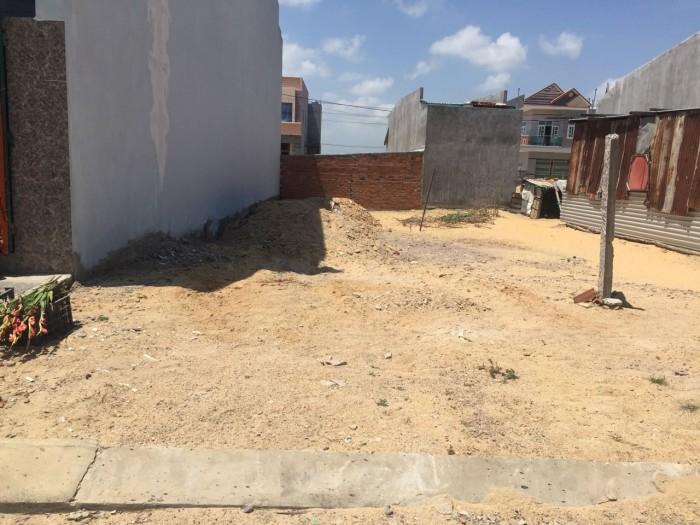 Cần bán 2 lô đất đôi khu TĐC Nhơn Phước,xã Nhơn Hội.  DT 150m2/lô.