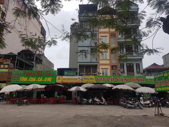 Bán nhà mặt phố Nguyễn Hữu Thọ, Hoàng Mai 70 m2, 6 tầng, 14 tỷ.