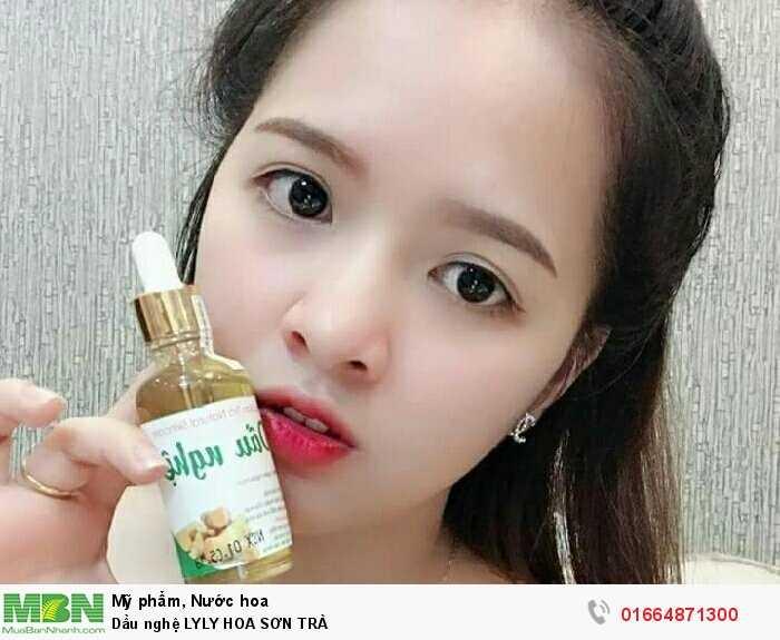 Dầu Nghệ Lyly Hoa Sơn Trà0